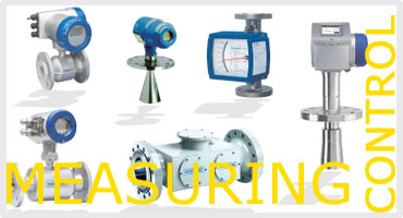 Measurement and Control Products