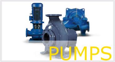 Pumps - Boosterpumps - Blowers